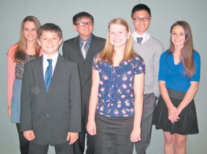Worcester Prep Students Participate In Optimist Oratorical Competition