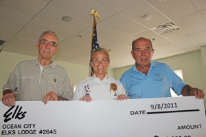 OC Elks Donate $2,000 To Special Olympics