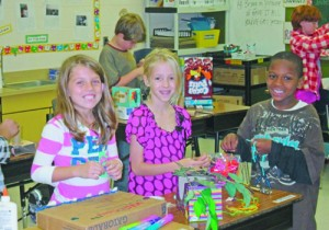 Berlin Intermediate School Students Learn Importance Of Recycling