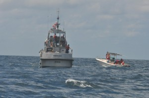 12 Boaters Rescued Offshore In Separate Incidents