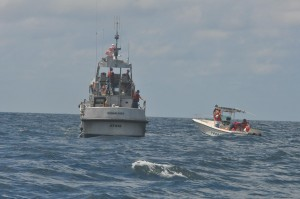 NEW FOR THURSDAY: 12 Boaters Rescued Offshore In Separate Incidents