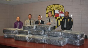 NEW FOR FRIDAY: 350-Plus Pounds Of Pot Seized After Traffic Stop