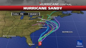 NEW FOR FRIDAY: Ocean City Keeping Close Eye On Sandy, Nor'easter Effects