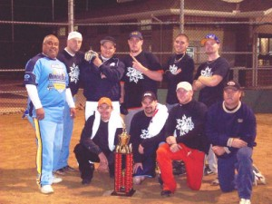 OC Rec and Parks Fall Softball League Champs Crowned