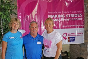 Annual Breast Cancer Campaign Now Underway