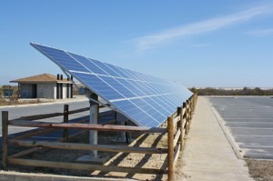 Assateague Utilizing Solar Power