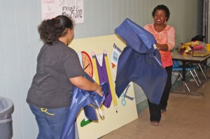 Bennett Middle Students Unveil Mural Collection