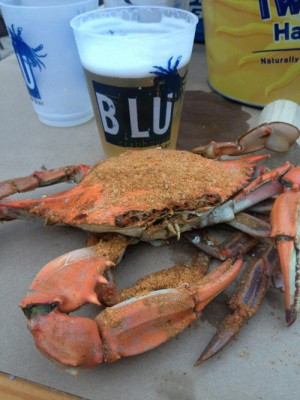 Blu Offers Steamed Crabs, Much More In Paradise Setting