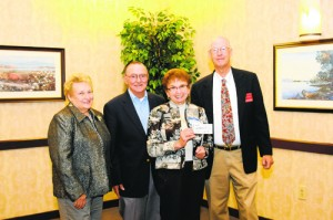Fund Raiser Held By NARFE For Alzheimer's Research