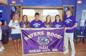 Ravens Roost Awards Seniors With Scholarship Money