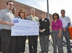 Perdue Strike Out Huger Challenge Receives $15,000 Grant