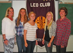 OC-Berlin Leo Club Install New Officers