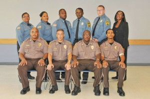 Wicomico & Worcester County 82nd Eastern Shore Criminal Justice Academy Graduating Class