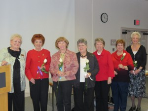 2013 Atlantic General Hospital Auxiliary Officers Installed