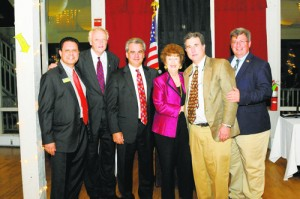 Annual Awards Banquet Held By OP Chamber Of Commerce
