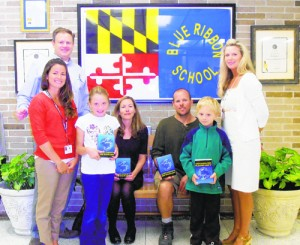 SH Rotary Donates Dictionaries To SH Elementary