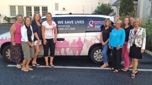 Planning Meeting Held For Making Strides To End Breast Cancer