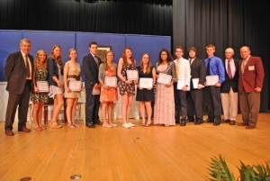 OC/Berlin Optimist Award Over $55K In Scholarships