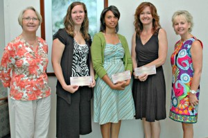 PRMC Junior Auxiliary Board Presents Delmarva Nursing Students With Scholarships
