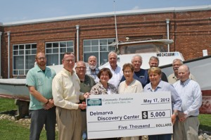 Delmarva Discovery Center Awarded Community Needs Grant From Community Foundation