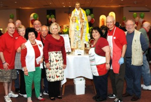 Sons Of Italy Holds Annual Fundraiser At St. Andrews Church