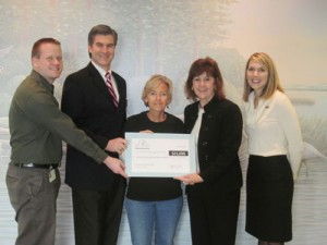 AGH Donates $21,069 To United Way