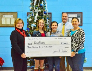 Stephen Decatur High School Faculty And Students Raise $3,500 For Diakonia
