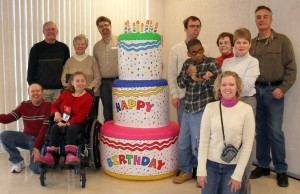 Friends Of Worcester County Developmental Center Holds Birthday Party