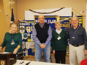 12th New Member Inducted Into The Kiwanis Club Of Greater OP/OC