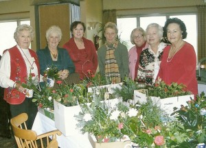 Worcester County Garden Club Holds Annual Christmas Party