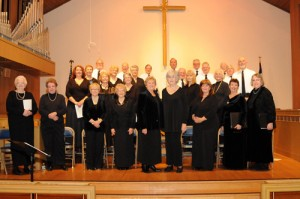 Worcester Chorale Preform Holiday Concert At Atlantic United Methodist Church