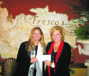 Fresco's Owners Contribute Over $200 To Lower Shore Chapter Of American Red Cross