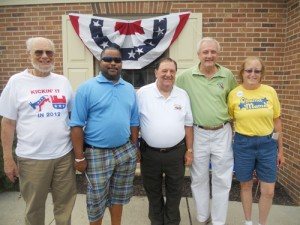 Conway, Mathias Attend Opening Of Wicomico County Democratic Headquarters