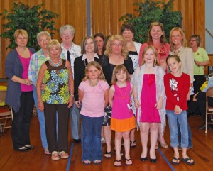 Ladybug Luncheon And Fashion Show Hosted By Stevenson United Methodist Church