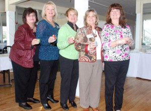 OP Garden Club Installs 2012 Officers