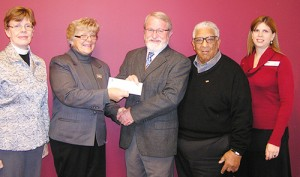 St. Alban's Episcopal Church Donates $4,000 To Delmarva Education Foundation