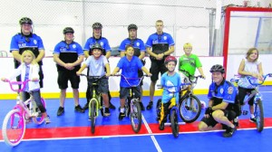 OC Police Teach Bike Safety To After School Program