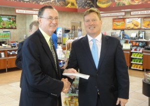 Royal Farms Awarded $500 To Support Community Foundation Help Your Neighbor Fund