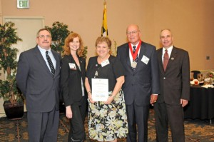 Worcester County Veterans Memorial Honored With Governor's Award For Volunteerism