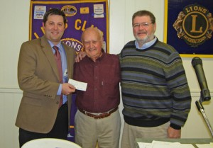 OC/Berlin Rotary Club Donates To OC Lions Club