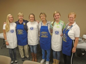 Kiwanis Annual Fall Pancake Breakfast Held