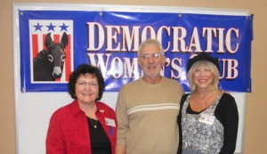 Hench Guest Speaks At Democratic Women's Club Of Worcester County