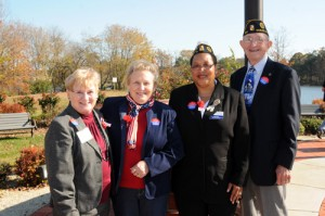 Worcester County Veterans Memorial Celebrate Veterans Day With Ceremony