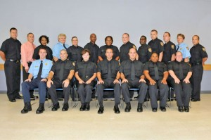 Eastern Correctional Institution Officers Graduate