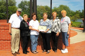 BB&T Bank Presents Grant Check To Worcester County Veterans Memorial Instructional Program