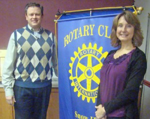 Snow Hill Rotary Welcomes Guest Speaker