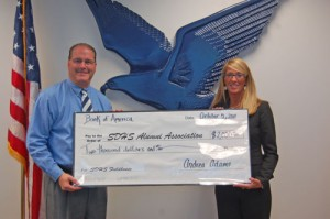 Bank Of America Gifts $2,000 To Seahawk Stadium