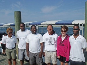 Coastal Stewards Enjoy A Boat Ride Through Maryland Coastal Bays