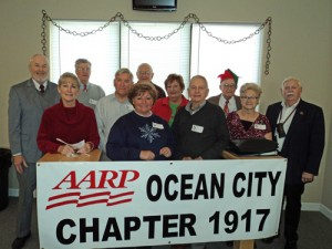 OC AARP Chapter 1917 Installs New Board Of Directors