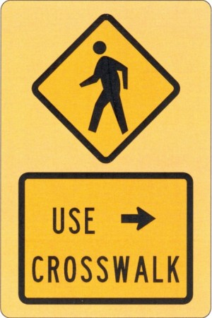 NEW FOR WEDNESDAY: Sidewalk Markings Aim To Better Pedestrian Safety